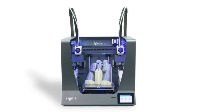 The BCN3D Sigma R19 – an all-around solid machine for your money.
