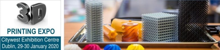 Image of 3D Printing / Additive Manufacturing Conference: Jan. 29-30, 2020 - 3D Printing Expo