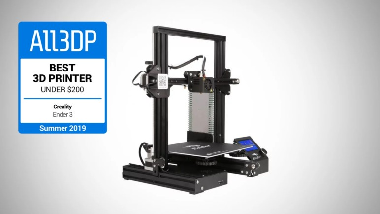 Image of Best 3D printers at Amazon: Creality Ender 3