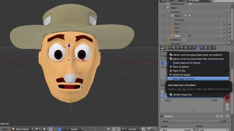 Blender: Shape Keys – Simply Explained | All3DP