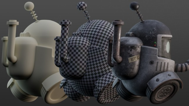 Featured image of Blender: UV Mapping – Simply Explained