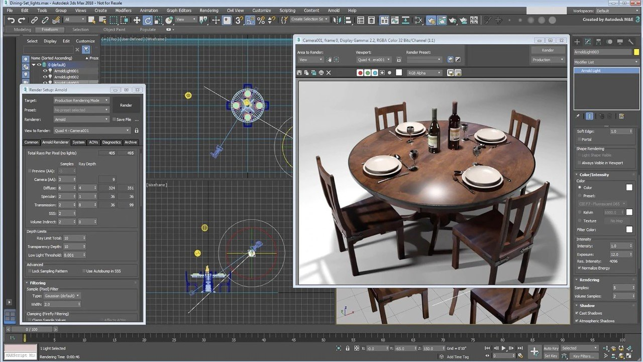 Featured image of Free 3DS Max Models – 7 Best Sources