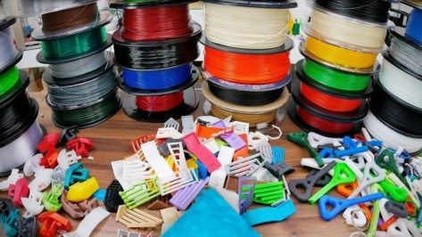 Featured image of 3D Printer Material Cost – The Real Cost of 3D Printing Materials