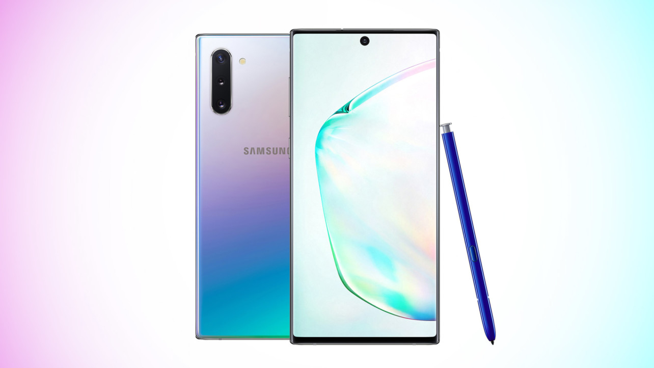 Samsung Introduces Galaxy Note 10+ with 3D Scanning Capabilities