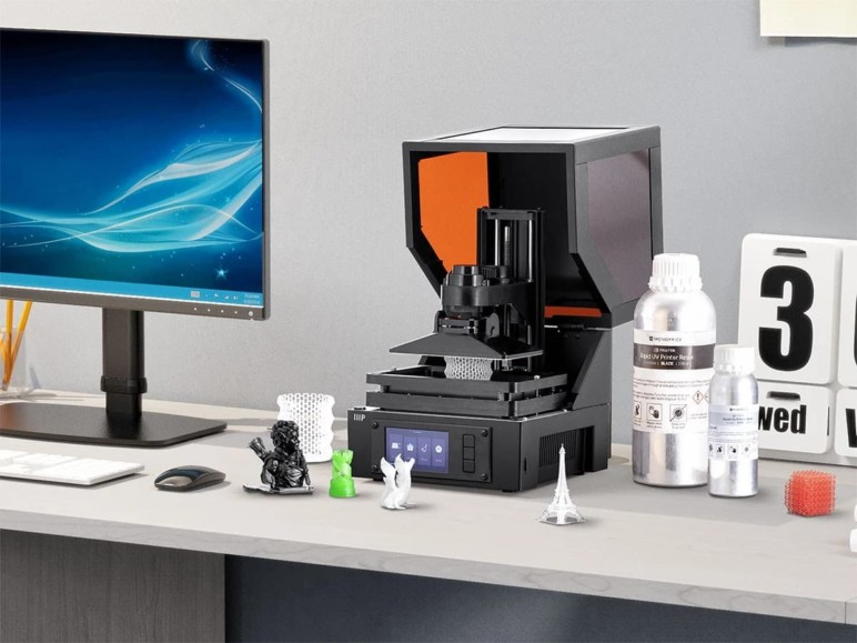 Image of Monoprice MP Mini SLA LCD 3D Printer – Review the Specs: Features
