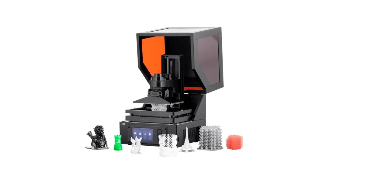 Featured image of 2019 Monoprice MP Mini SLA LCD 3D Printer – Review the Specs