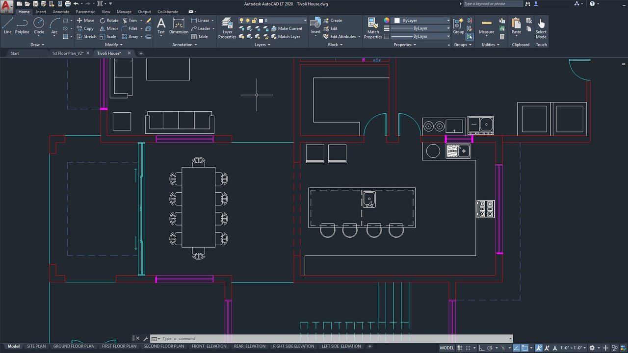 AutoCAD LT vs AutoCAD: The Differences | All3DP