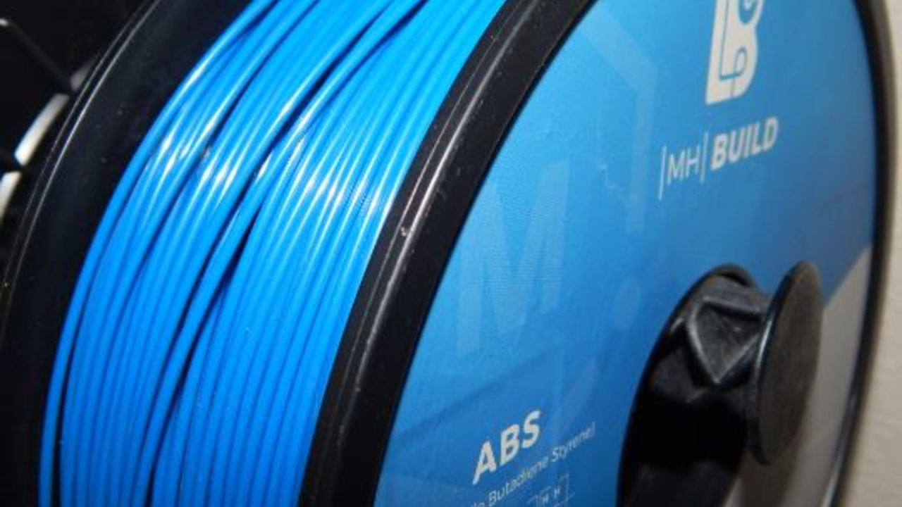 MatterHackers Build Series ABS Filament Review | All3DP