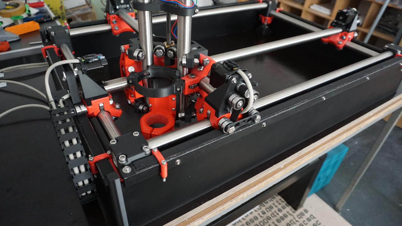 Mostly Printed CNC (MPCNC): All You Need to Know | All3DP