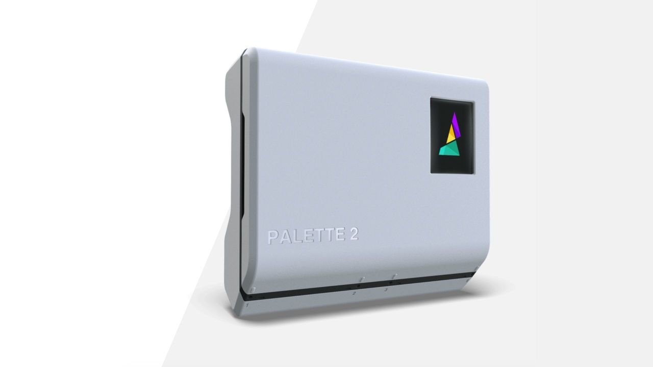 Multicolor 3D Prints with Palette 2: All You Need to Know | All3DP