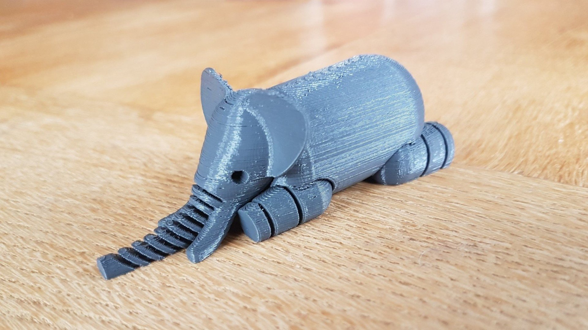 3D Printed Elephant: 10 Massively Mighty Models | All3DP