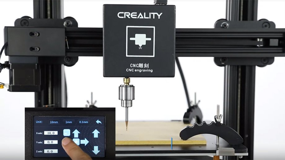 Creality CP-01 3-In-1 3D Printer: Review the Specs | All3DP