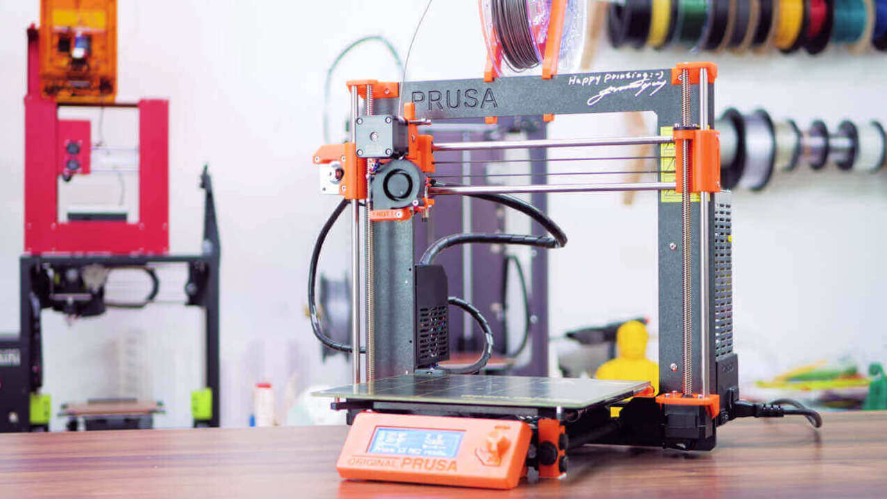 Prusa i3 MK3S Build Volume: How Big is it Actually? | All3DP