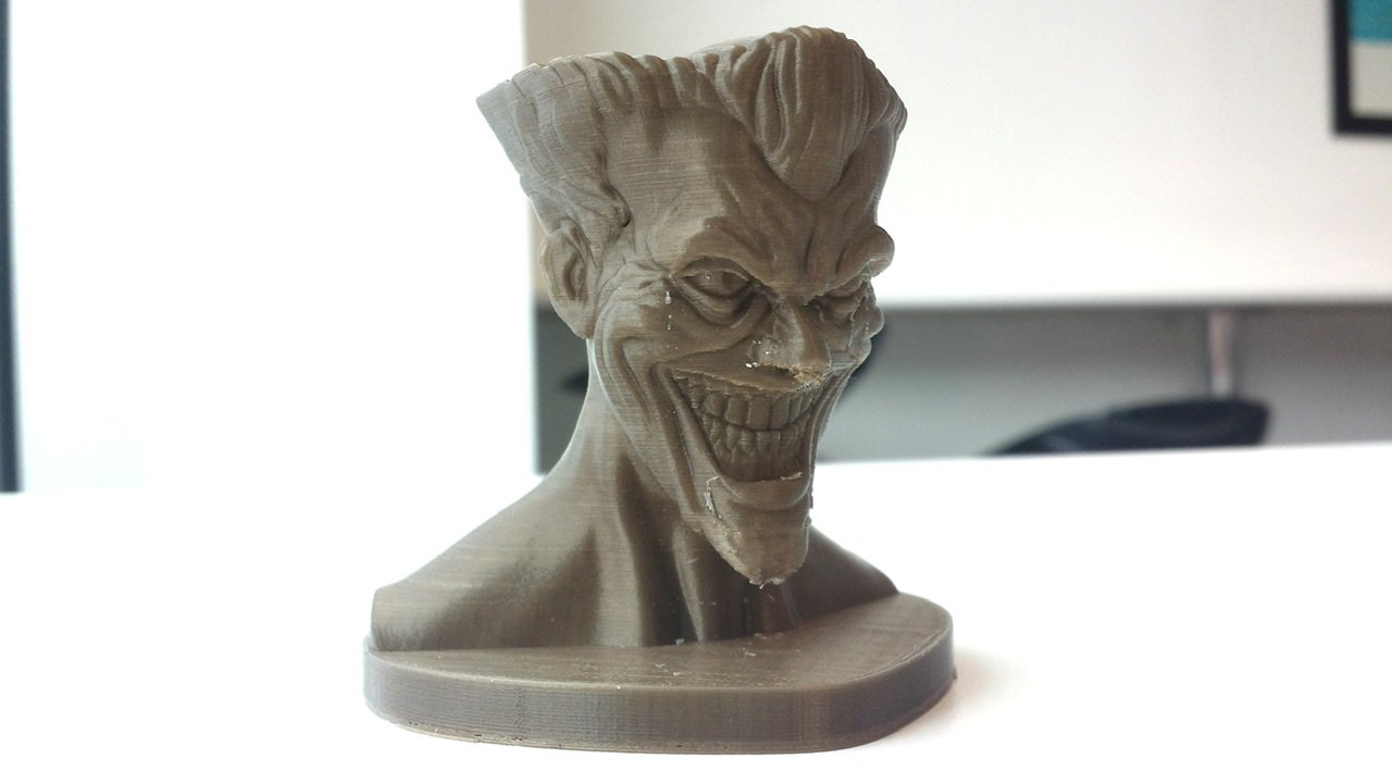 The Joker: 7 Great 3D Models to Put a Smile on That Face! | All3DP