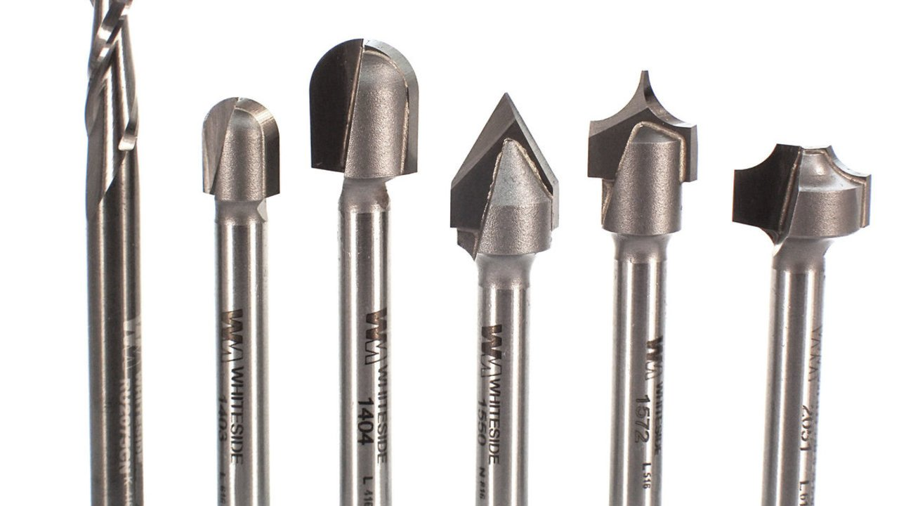 CNC Router Bits – A Simple Guide | All3DP