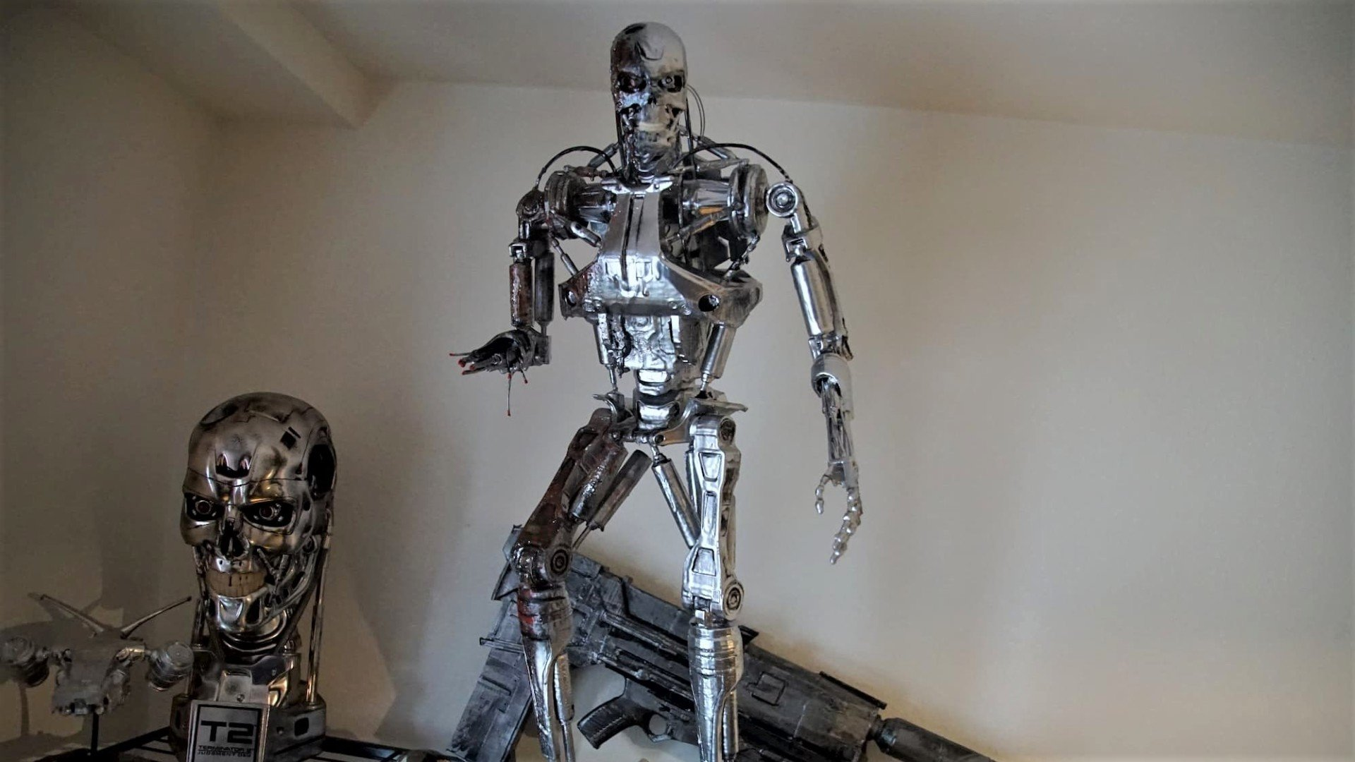 3D Printed Terminator: 6 Great Models to Thwart Skynet | All3DP