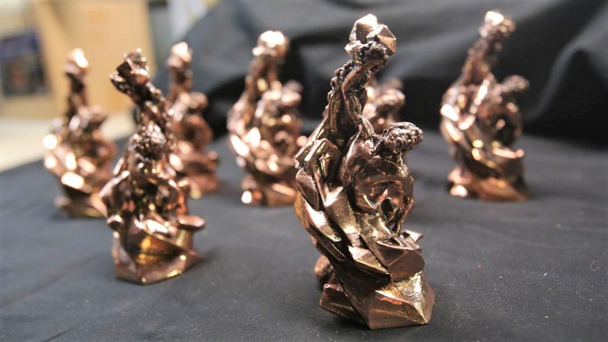 3D Printing Bronze: How to Get Bronze 3D Prints | All3DP