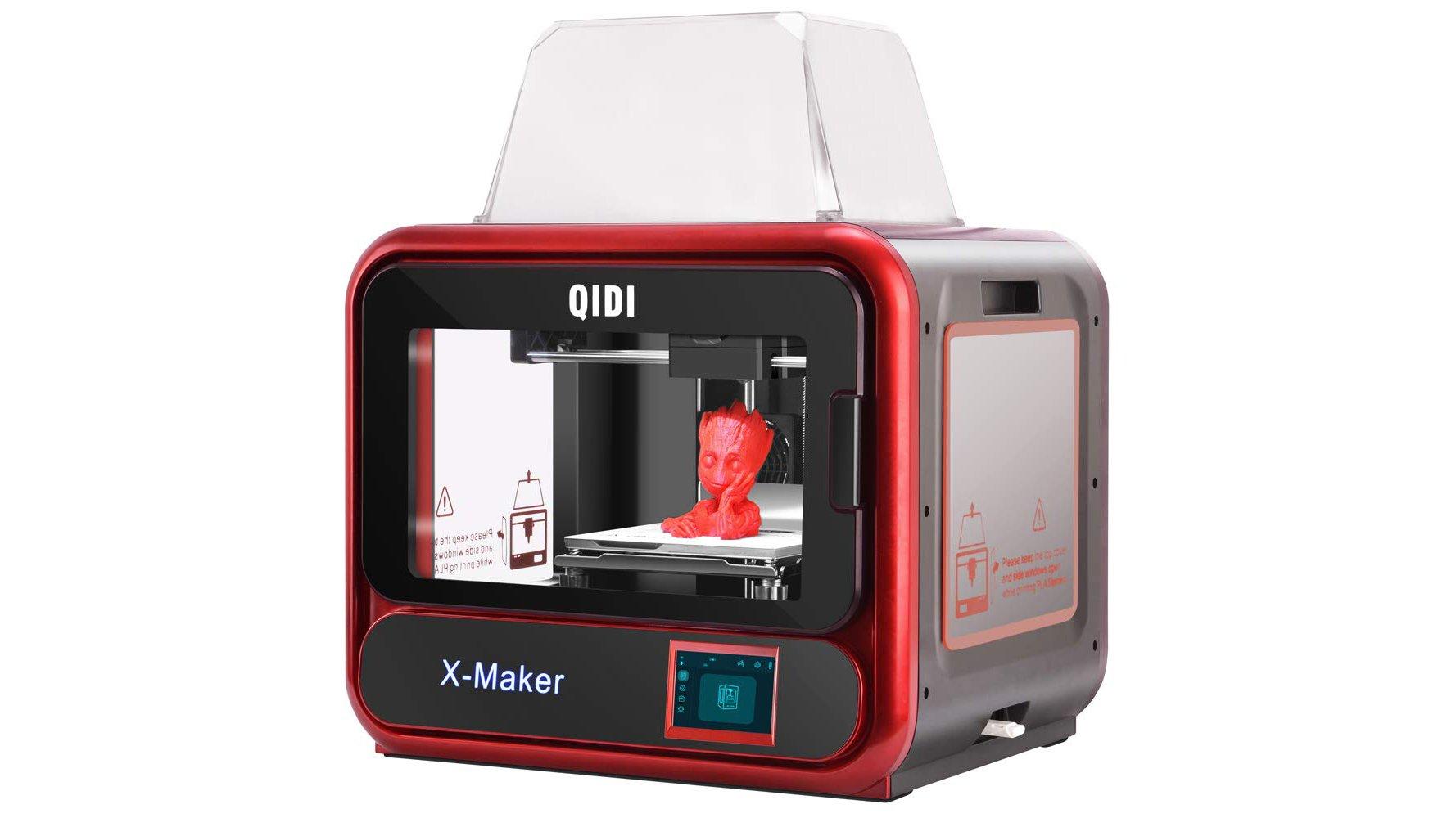 Qidi Tech X-Maker: Review the Specs | All3DP