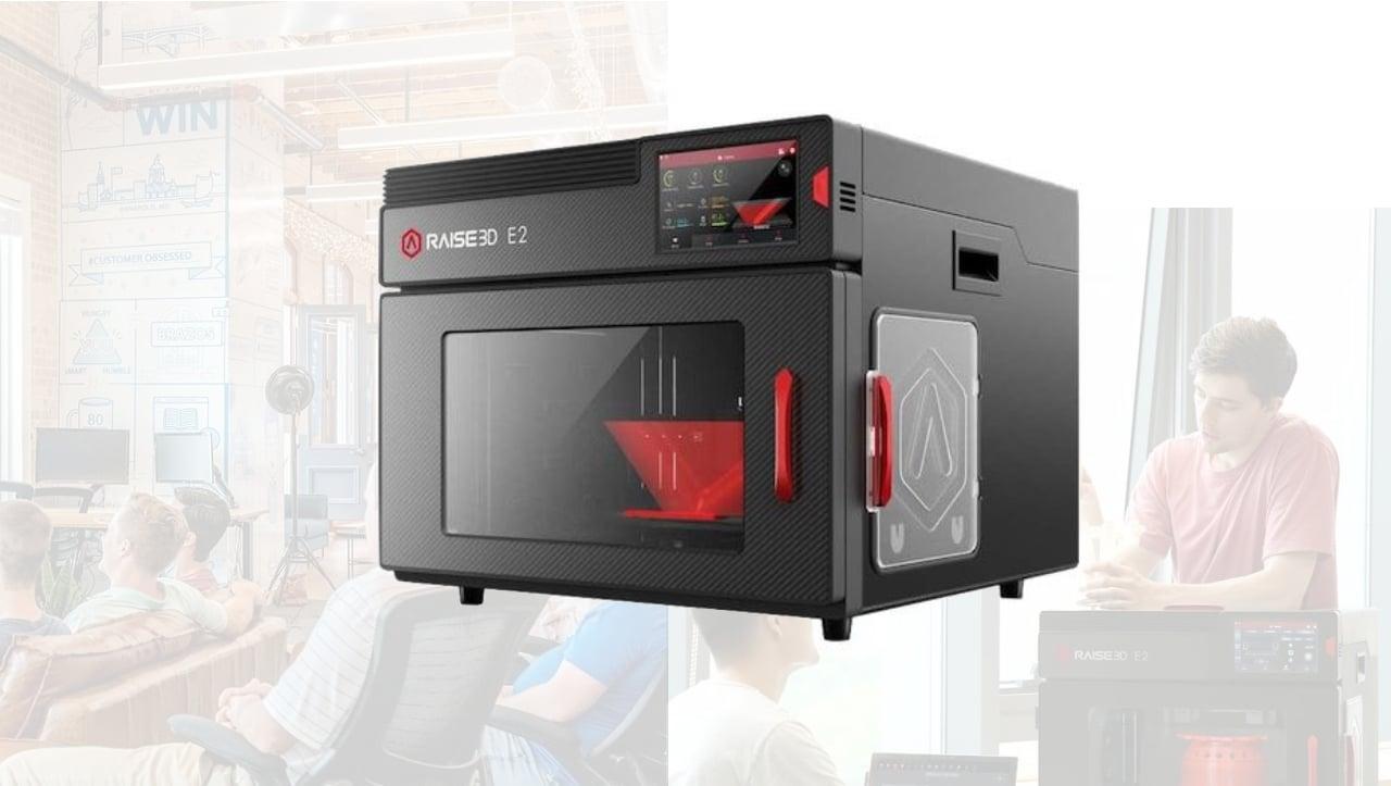 Raise3D E2 3D Printer: Review the Specs | All3DP Pro