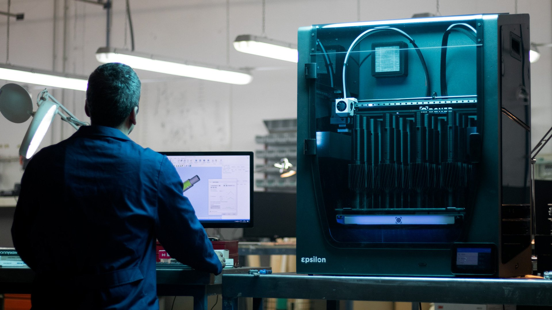 BCN3D Reveals Epsilon Large Format IDEX 3D Printer | All3DP Pro