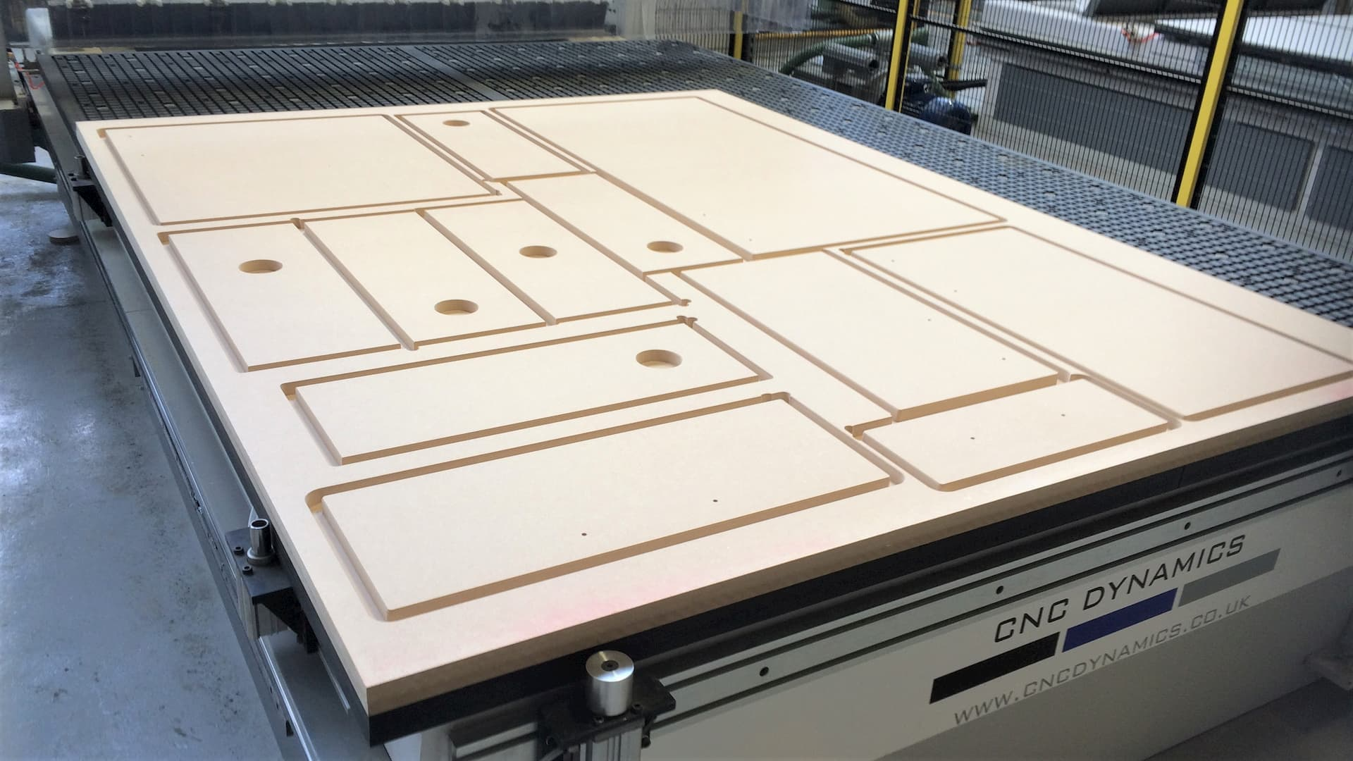 CNC Nesting: All About This CNC Cutting Method | All3DP