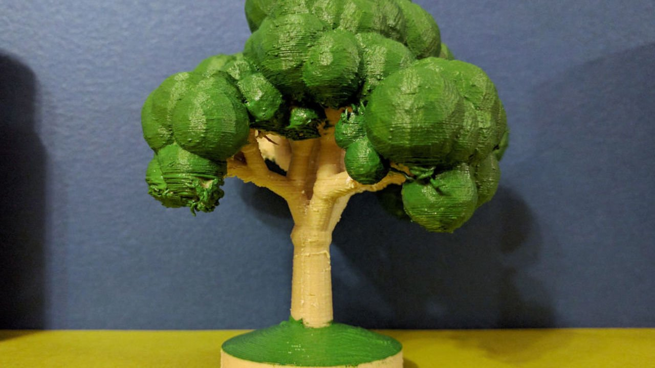 3D Printed Tree: 8 Amazing Prints and Projects | All3DP