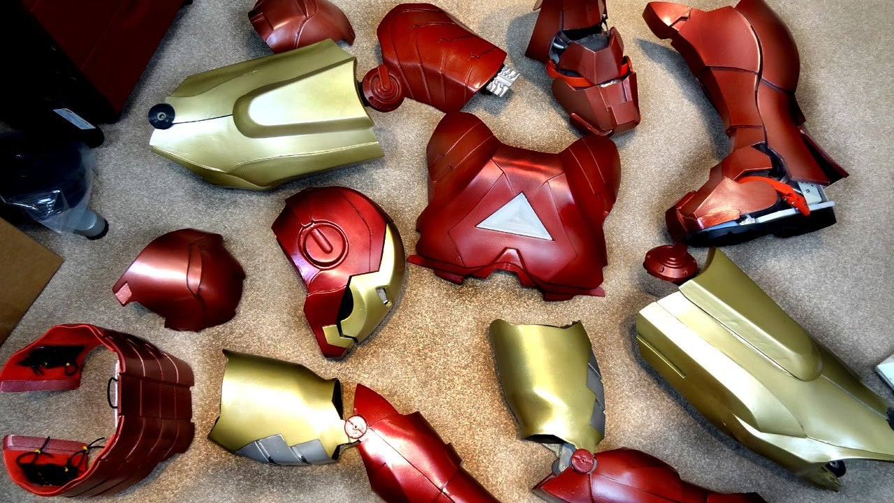 3D Printed Iron Man Suit: The Most Incredible Projects | All3DP