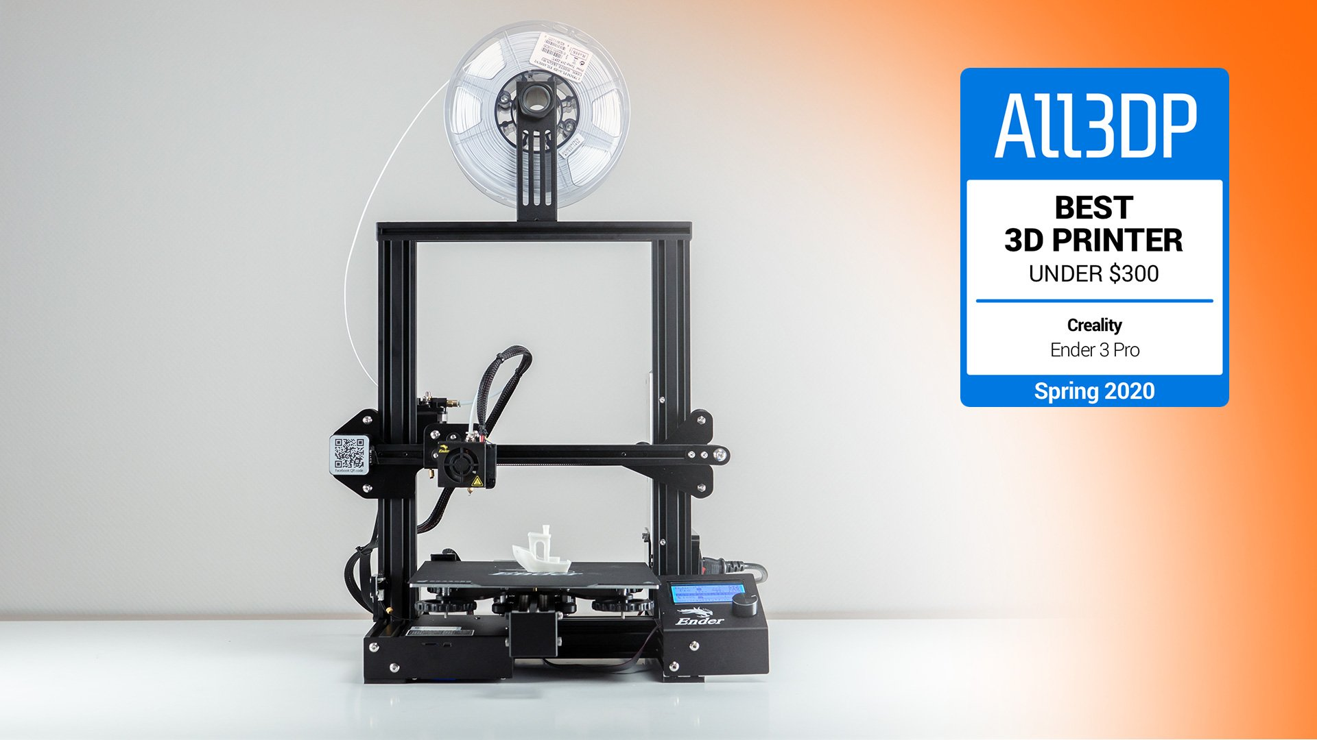 Creality Ender 3 Pro Review: Great 3D Printer Under $300 | All3DP