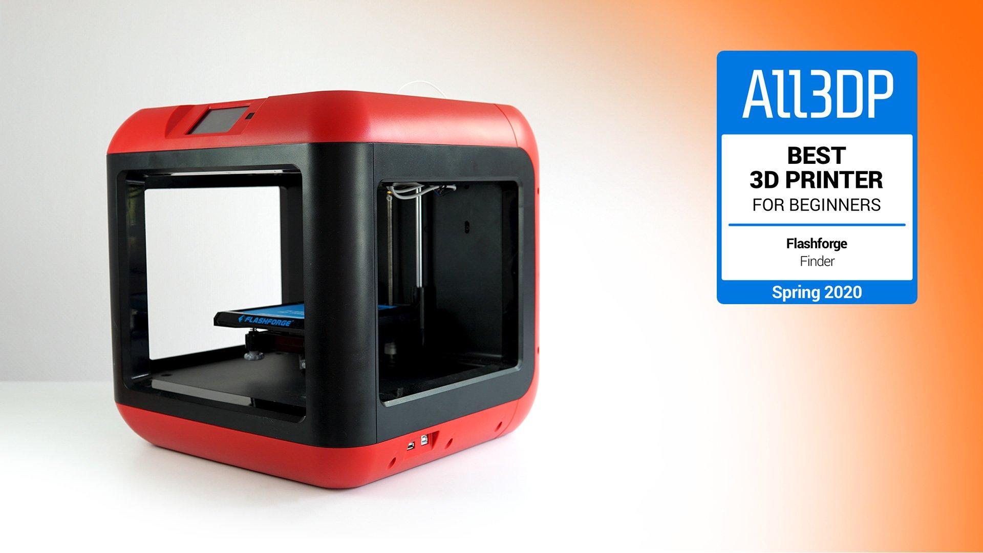 Flashforge Finder Review: Best 3D Printer for Beginners 2020   All3DP