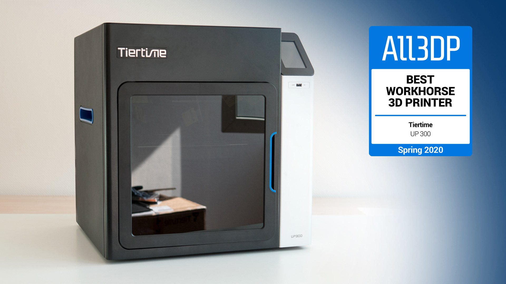 Tiertime UP300 Review: Best Workhorse 3D Printer 2020 | All3DP