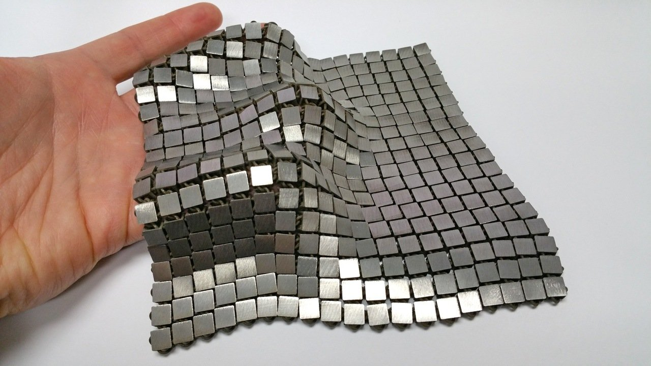 3D Printed Chainmail: 10 Best Models to Create Your Own | All3DP