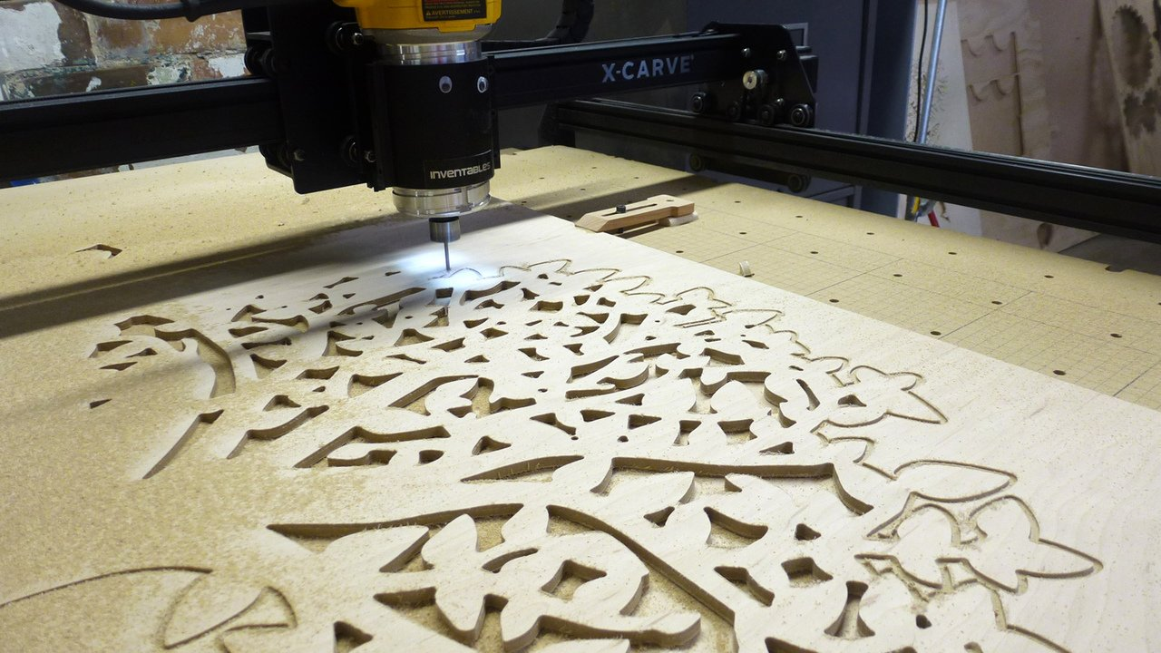 8 Cool X-Carve Projects (Which Are Actually Useful) | All3DP