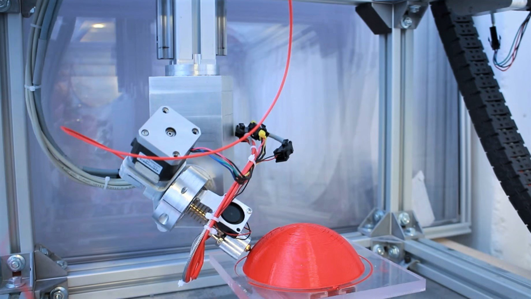 5-Axis 3D Printer: The Latest Advancements | All3DP