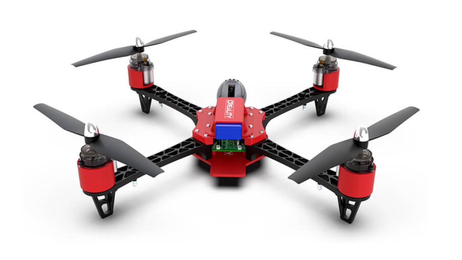 Creality Searcher 01 3D Printed Drone Assembly Kit: Review the Specs | All3DP