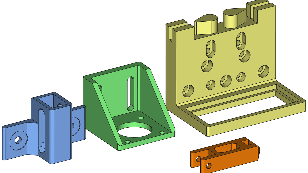 OpenSCAD vs FreeCAD: The Differences | All3DP