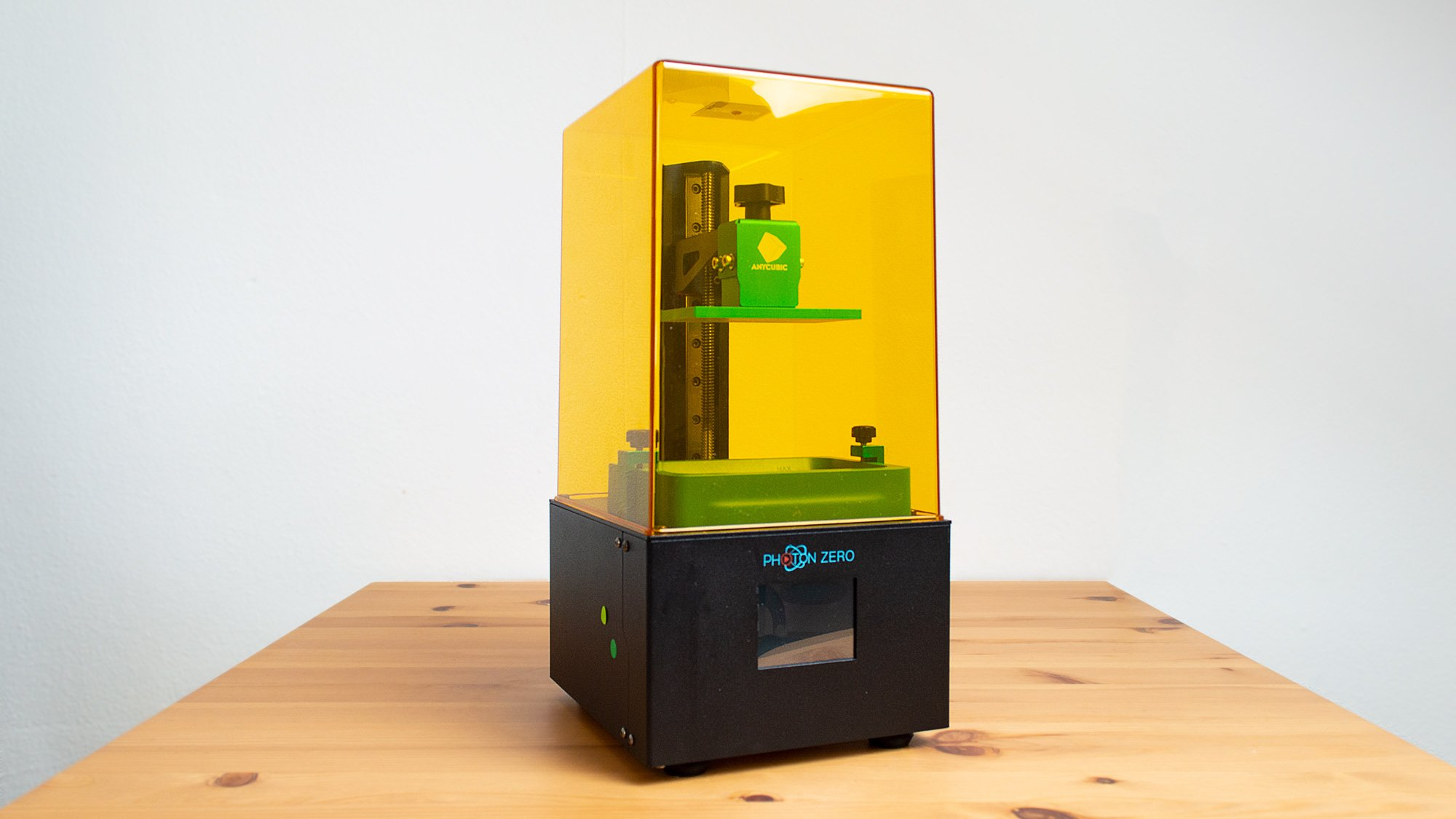 Anycubic Photon Zero Review: Hands On | All3DP