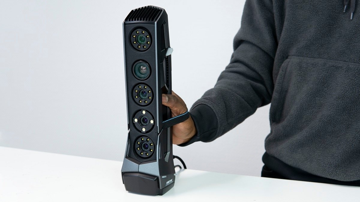 Creaform Go!Scan Spark 3D Scanner Review | All3DP Pro