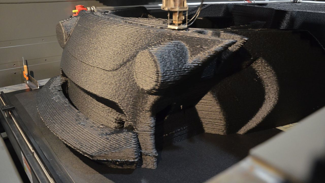 Incredible Prints: How Long Would It Take to 3D Print Car? | All3DP