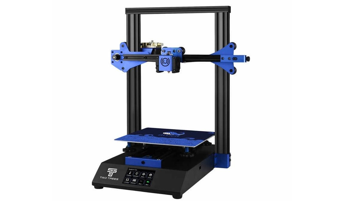 Two Trees Bluer 3D Printer: Review the Specs | All3DP