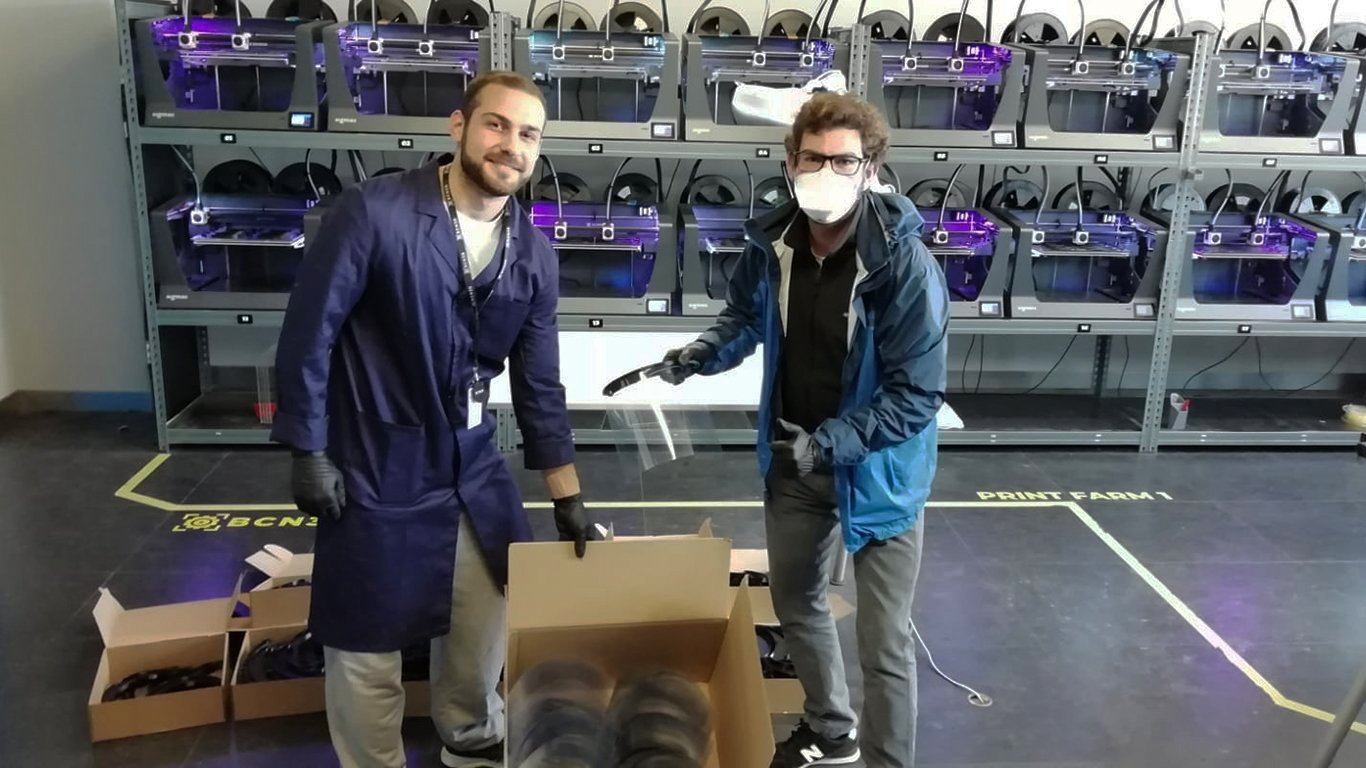 Pandemic Response Sparks New Interest in Pro 3D Printing   All3DP Pro