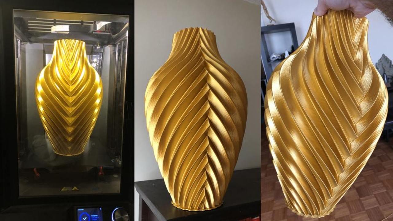 Silk Filament: 3D Printing Filament Brands Compared | All3DP