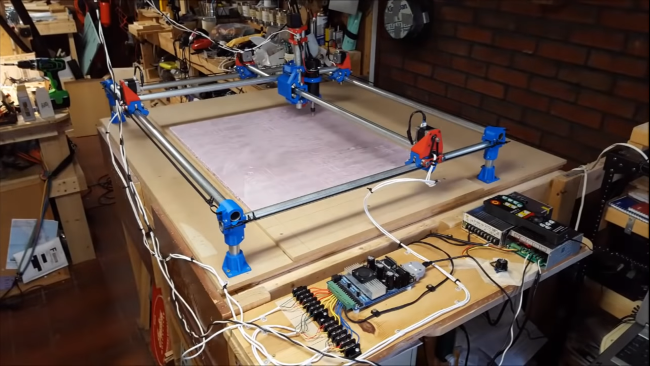 How to Build a CNC Router from Scratch | All3DP