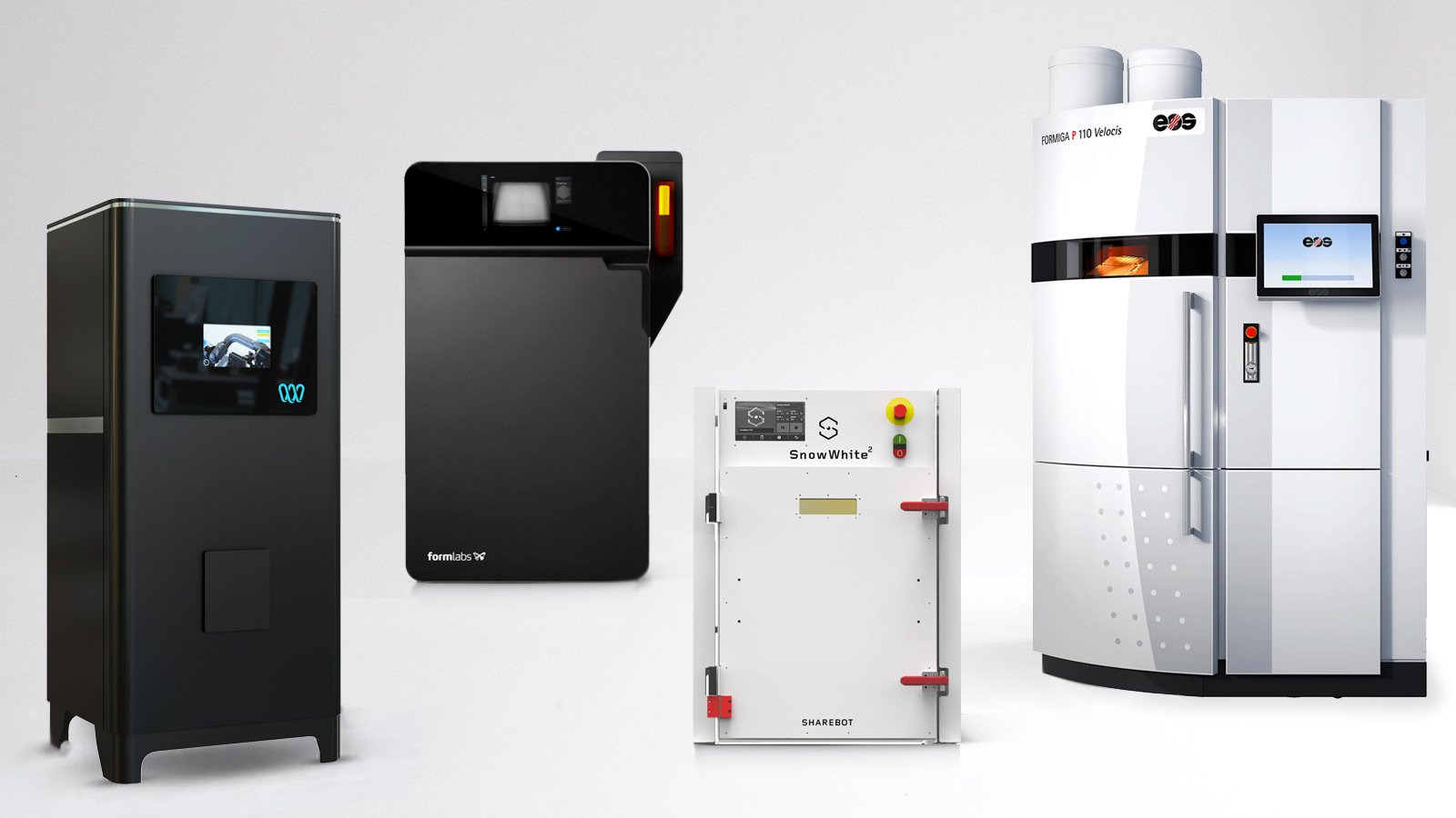 2021 SLS 3D Printer Buyer's Guide | All3DP Pro