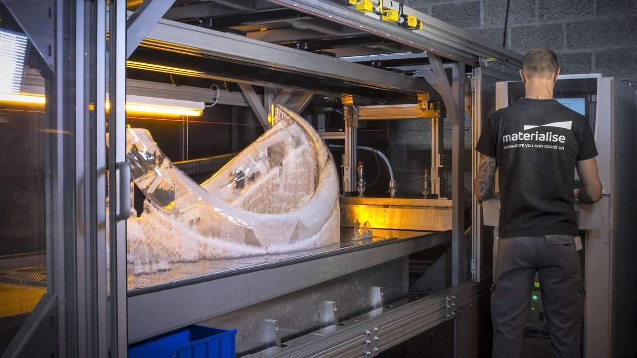 Best Large Scale/Format 3D Printing Services | All3DP
