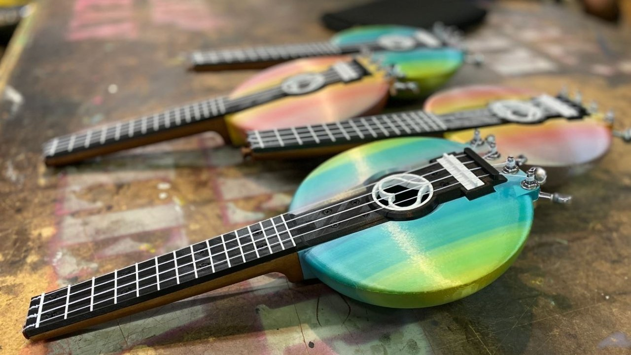 3D Printed Ukulele: 6 Great Projects | All3DP