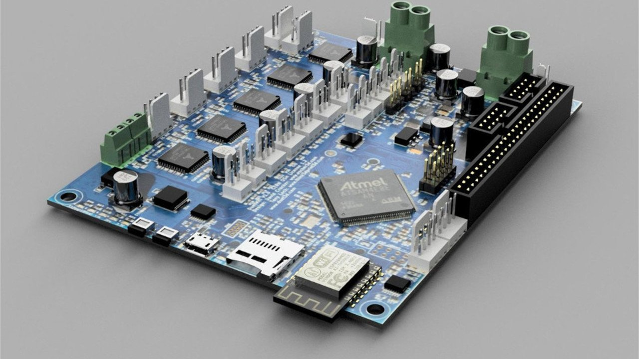 Duet 2 Wifi Board: Review the Specs | All3DP