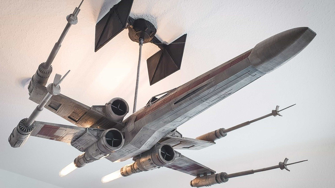 3D Printed X-Wing: 10 Models to Thwart Tie Fighters | All3DP