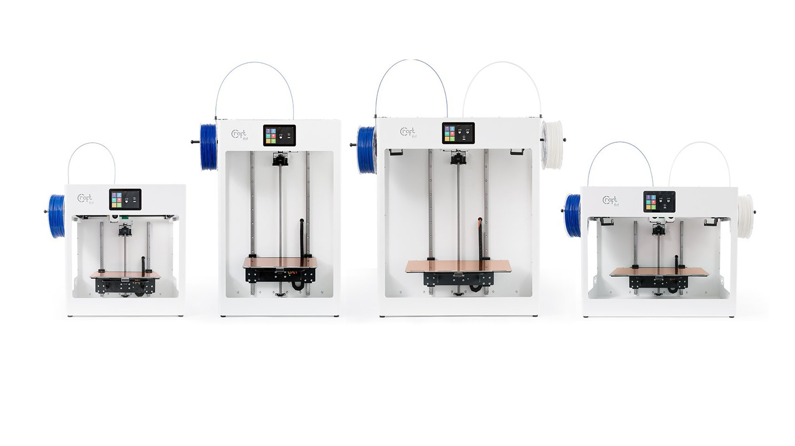 Craftbot's Supersized 3D Printer Doubles Performance and Cuts Printing Time | All3DP