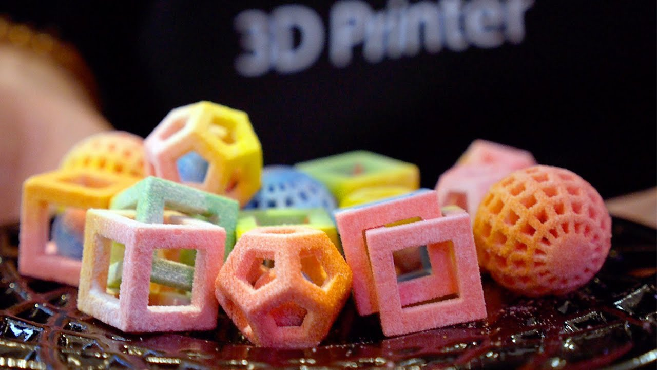 3D Printed Food: All You Need to Know in 2021 | All3DP