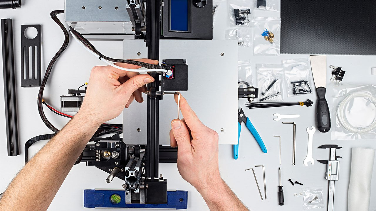 3D Printer Maintenance: Tips to Maintain Your FDM Printer | All3DP